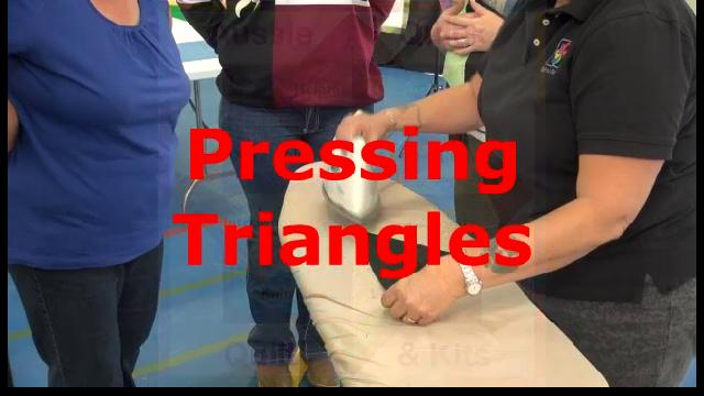 Pressing Triangles