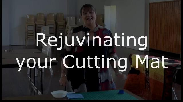 AQQ Video Tips Cutting Mat Repair